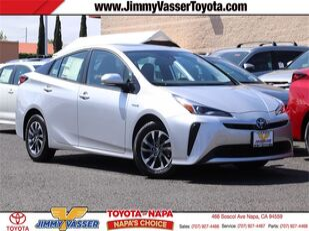2019_Toyota_Prius_XLE_ Napa CA