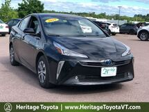 2019 Toyota Prius XLE South Burlington VT