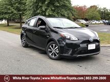 2019 Toyota Prius c L White River Junction VT