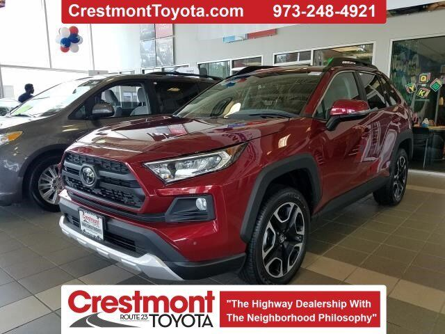 2019 Toyota RAV4 Adventure AWD Pompton Plains NJ