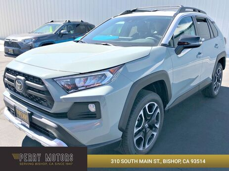 2019 Toyota RAV4 Adventure Bishop CA