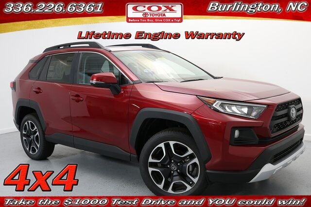 2019 Toyota RAV4 Adventure Burlington NC