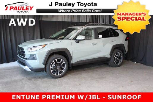 2019_Toyota_RAV4_Adventure_ Fort Smith AR