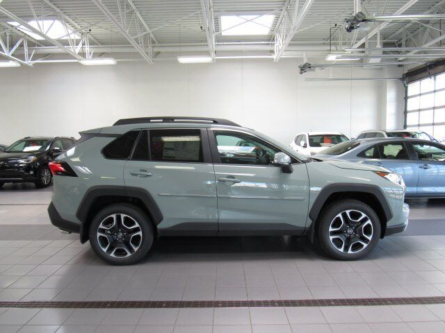 2019 Toyota RAV4 Adventure Green Bay WI