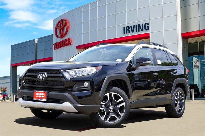 2019 Toyota RAV4 Adventure Irving TX