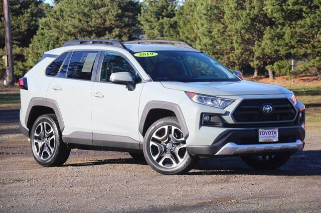 2019 Toyota RAV4 Adventure Newport OR