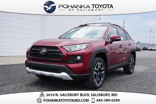 2019_Toyota_RAV4_Adventure_ Salisbury MD