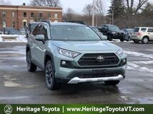 2019 Toyota RAV4 Adventure South Burlington VT