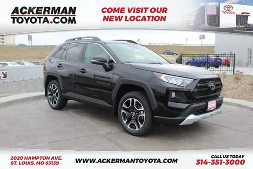 2019 Toyota RAV4 Adventure St. Louis MO