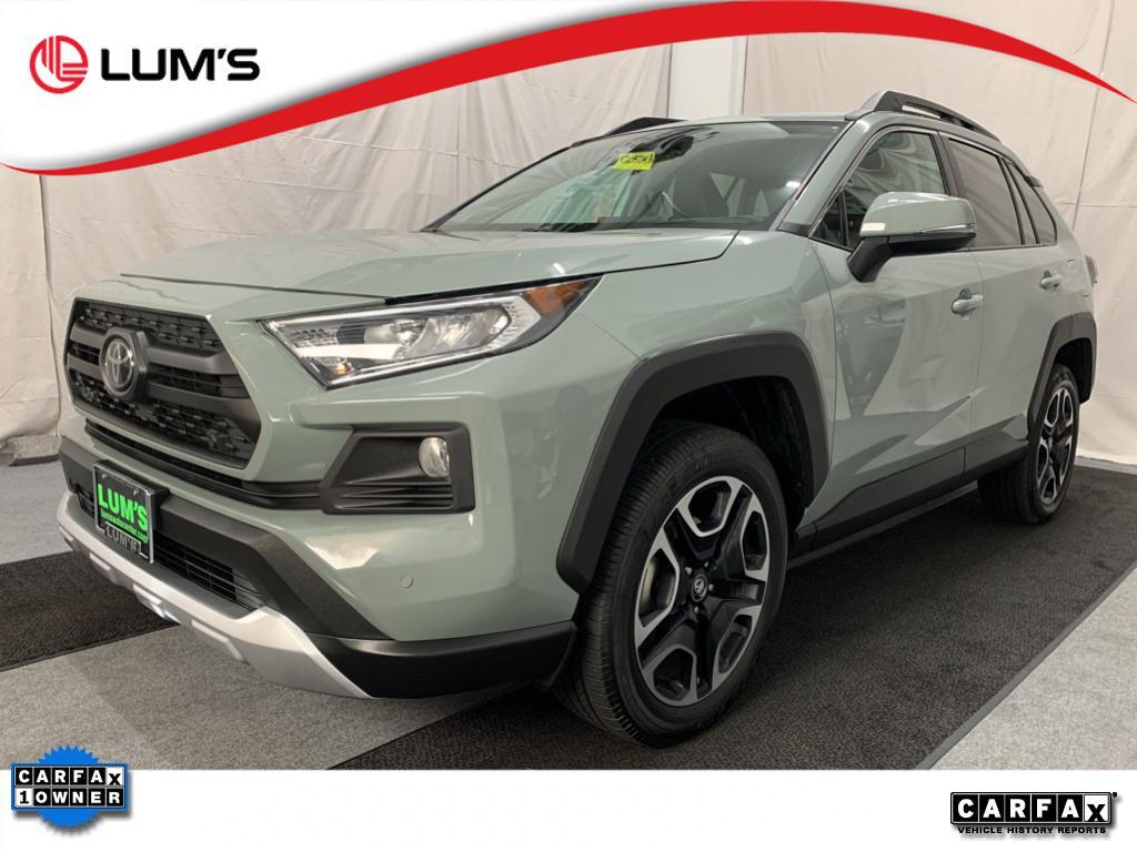 2019 Toyota RAV4 Adventure Warrenton OR