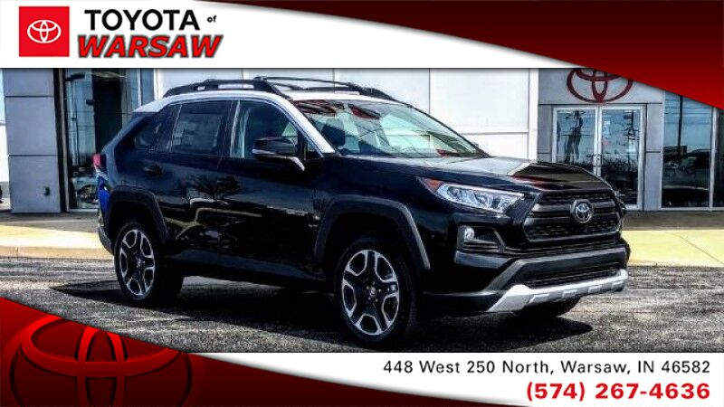 2019 Toyota RAV4 Adventure Warsaw IN