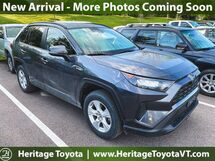 2019 Toyota RAV4 Hybrid LE South Burlington VT
