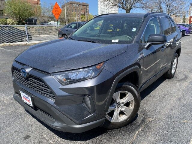 2019 Toyota RAV4 Hybrid LE Worcester MA