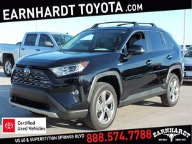 2019_Toyota_RAV4_Hybrid Limited AWD *1-OWNER*_ Phoenix AZ