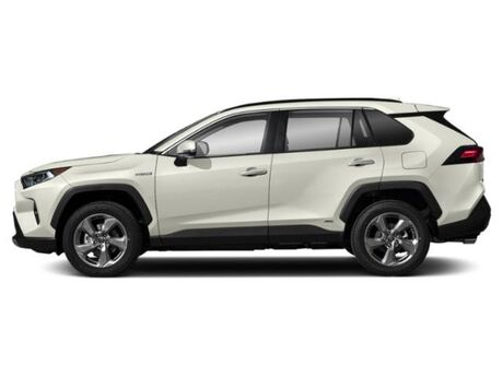 2019 Toyota RAV4 Hybrid Limited Brewer ME