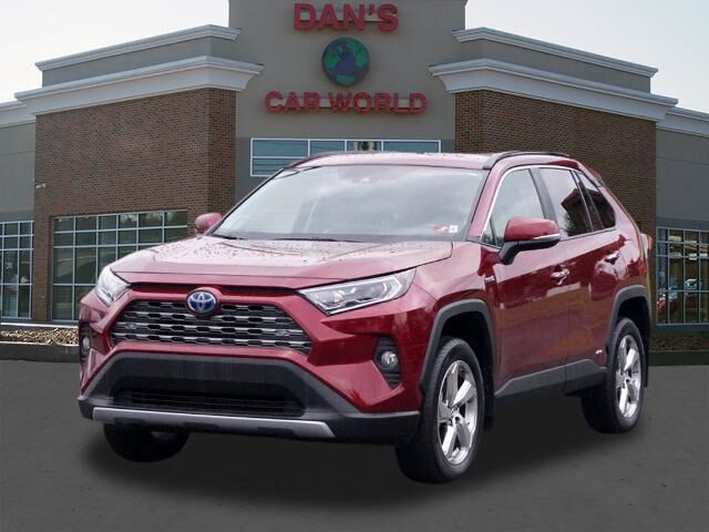 2019 Toyota RAV4 Hybrid Limited Bridgeport WV
