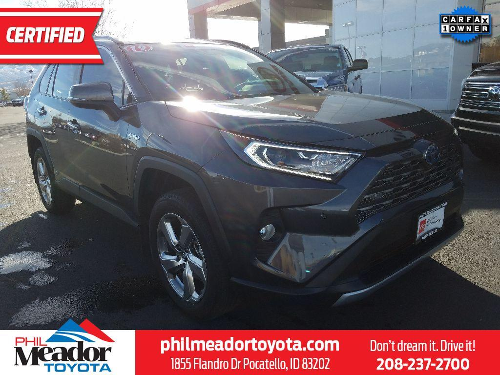 2019 Toyota RAV4 Hybrid Limited Pocatello ID