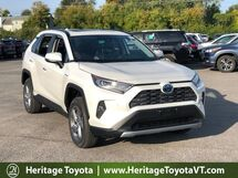 2019 Toyota RAV4 Hybrid Limited South Burlington VT