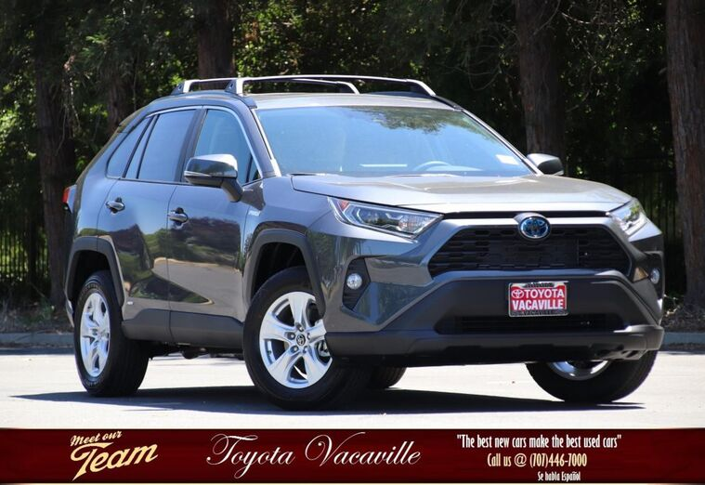2019 Toyota RAV4 Hybrid XLE Vacaville CA