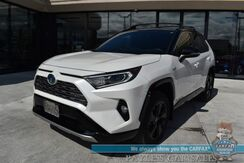 2019_Toyota_RAV4_Hybrid XSE / AWD / Heated Leather Seats / Sunroof / Navigation / Adaptive Cruise / Lane Departure & Blind Spot / JBL Speakers / Bluetooth / Back Up Camera / 41 MPG / 1-Owner_ Anchorage AK