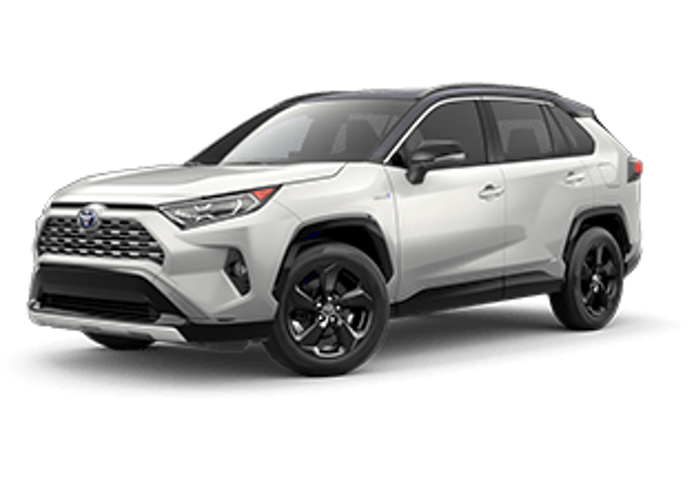 2019 Toyota RAV4 Hybrid XSE Vacaville CA