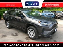 2019_Toyota_RAV4_LE_ Claremont NH