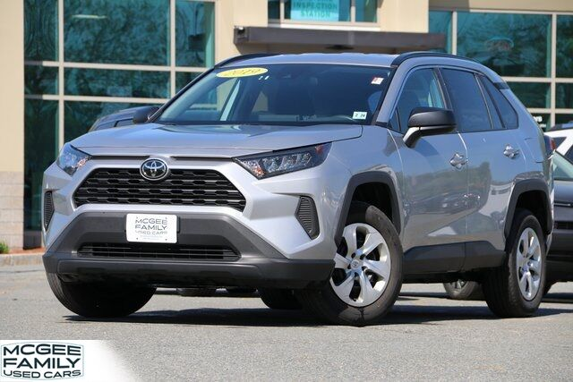 2019 Toyota RAV4 LE Claremont NH