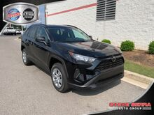 2019_Toyota_RAV4_LE FWD SUV_ Central and North AL