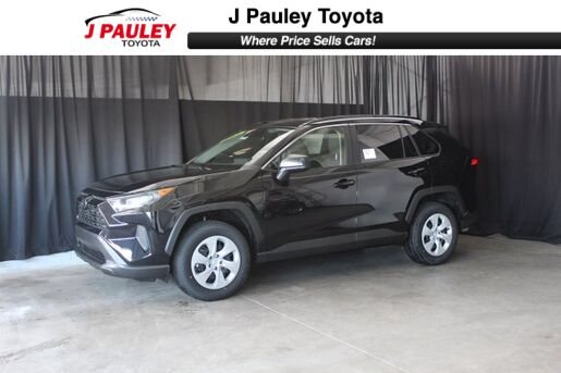2019_Toyota_RAV4_LE_ Fort Smith AR