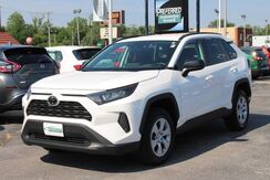 2019_Toyota_RAV4_LE_ Fort Wayne Auburn and Kendallville IN