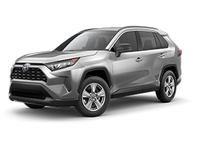 2019 Toyota RAV4 LE Hybrid Santa Rosa CA