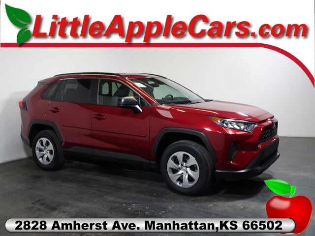 2019 Toyota RAV4 LE Manhattan KS
