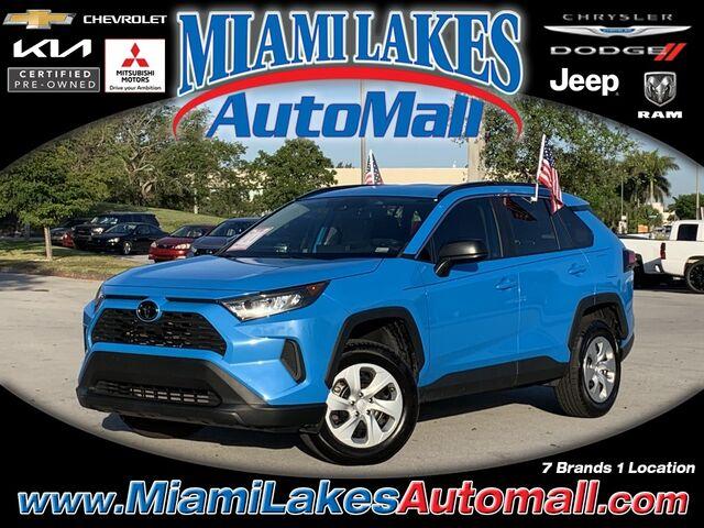 2019 Toyota RAV4 LE Miami Lakes FL