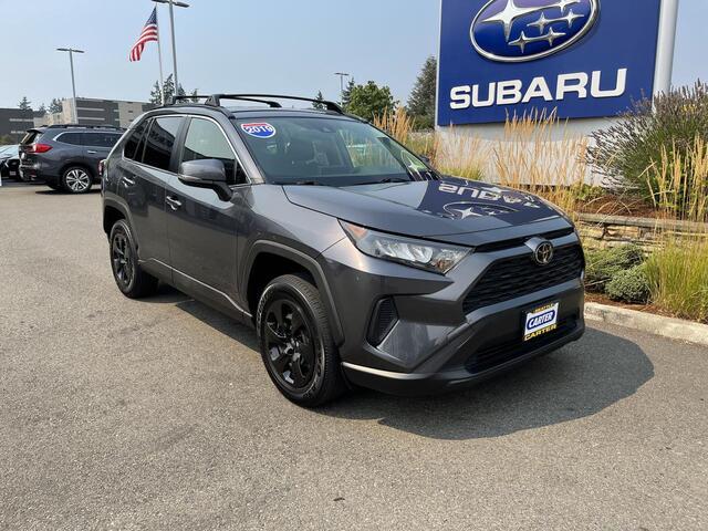 2019 Toyota RAV4 LE Seattle WA