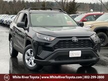 2019 Toyota RAV4 LE White River Junction VT