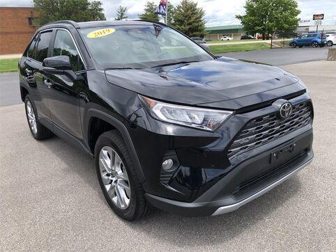 2019_Toyota_RAV4_LIMITED AWD_ Evansville IN
