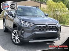 2019_Toyota_RAV4_LIMITED FWD_ Decatur AL