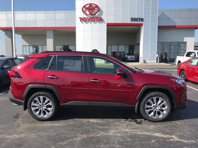 2019 Toyota RAV4 Limited - AWD Richmond KY