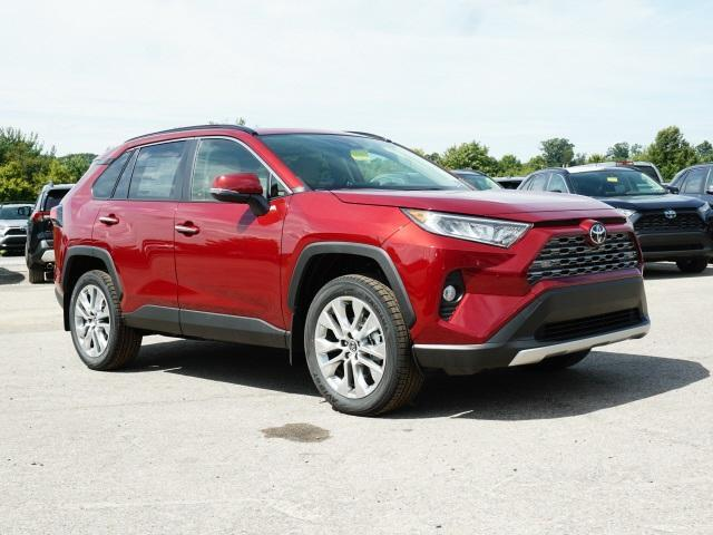 2019 Toyota RAV4 Limited AWD Cranberry Twp PA