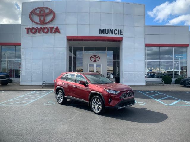 2019 Toyota RAV4 Limited AWD Muncie IN
