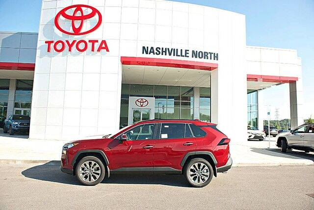 2019 Toyota RAV4 Limited AWD Nashville TN