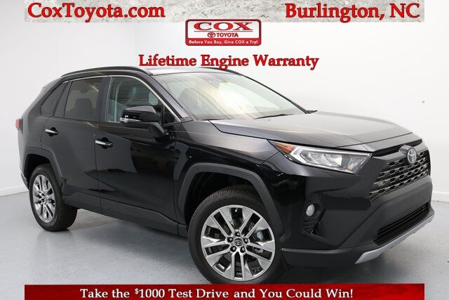 2019 Toyota RAV4 Limited Burlington NC