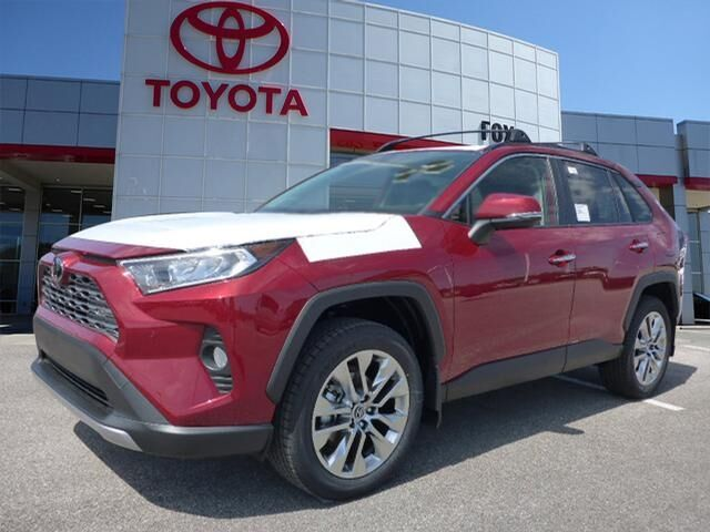 2019 Toyota RAV4 Limited Clinton TN