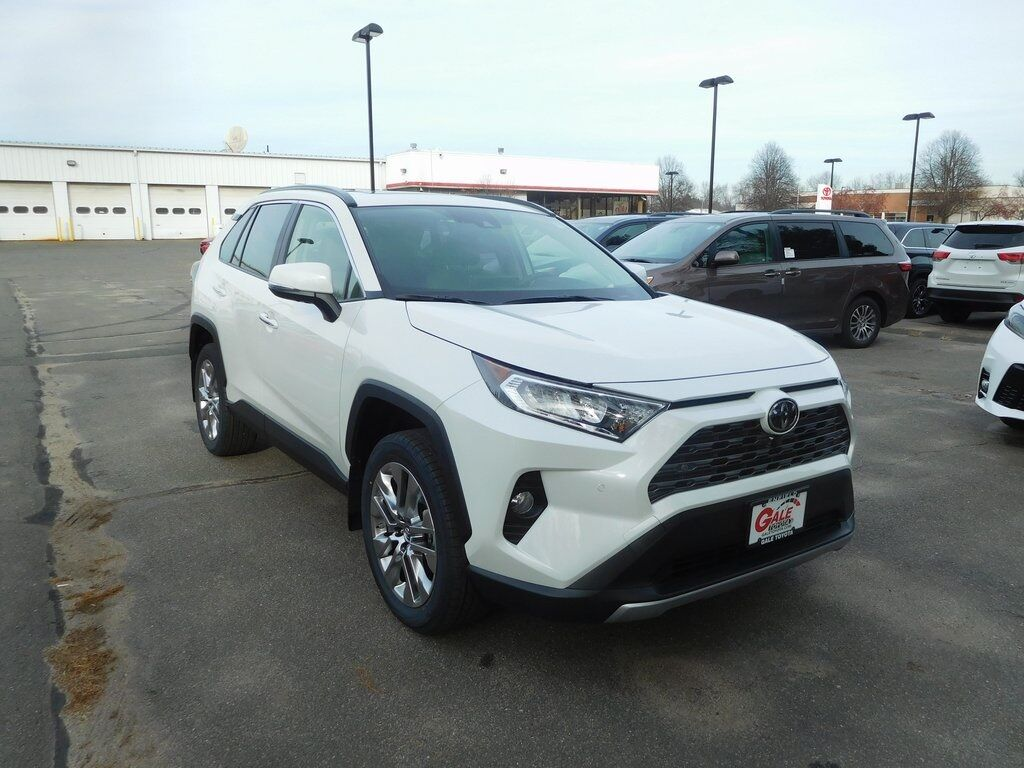 2019 Toyota RAV4 Limited Enfield CT