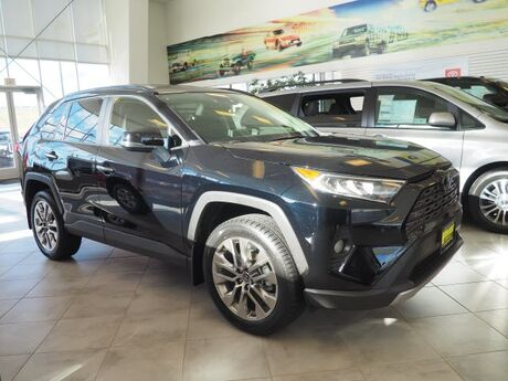 2019 Toyota RAV4 Limited Epping NH