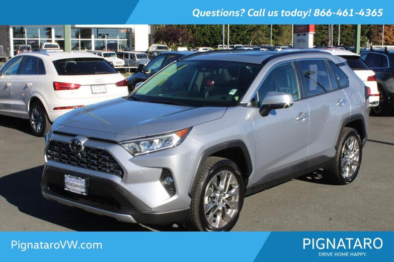 2019 Toyota RAV4 Limited Everett WA