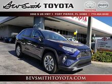 2019_Toyota_RAV4_Limited_ Fort Pierce FL