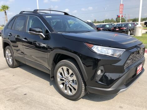 2019_Toyota_RAV4_Limited_ Harlingen TX