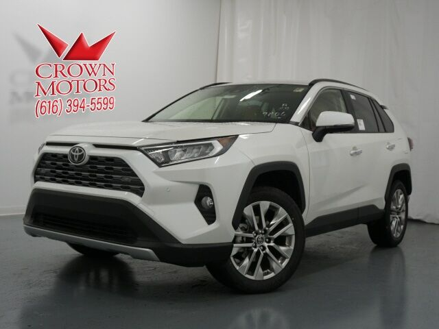 2019 Toyota RAV4 Limited Holland MI