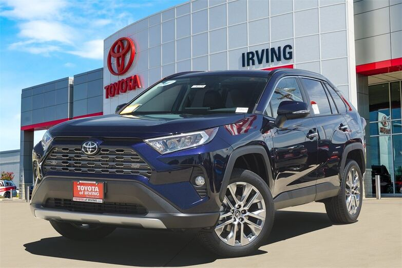 2019 Toyota RAV4 Limited Irving TX